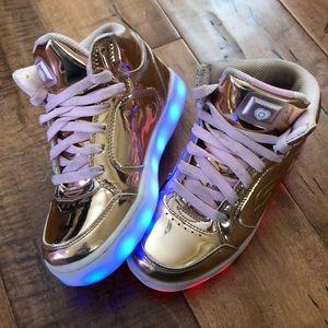 Skechers Energy Lights High Tops
